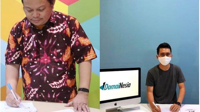 DomaiNesia menjadi Registrar Pandi - Domain Indonesia