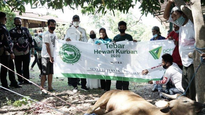 Dompet Dhuafa Tebar 150 Hewan Kurban untuk Warga Kurang Mampu di Bantaeng