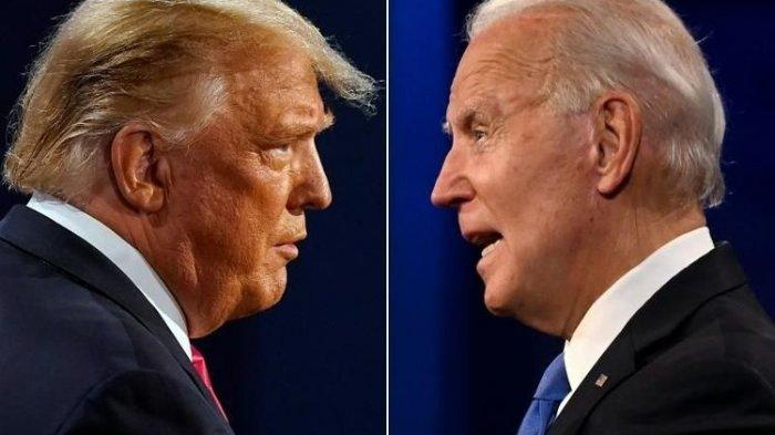 Hasil Pemilihan Presiden Amerika Serikat Belum Rampung, Donald Trump Klaim Menang, Joe Biden Kalah?