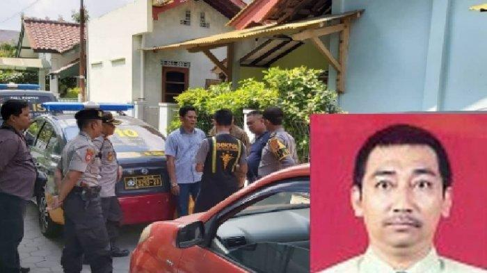 Dosen Bergelar Doktor IPK 4.00 Bunuh Diri di Teras Rumah, Polisi Temukan Ini di Lidah Sebagai Bukti