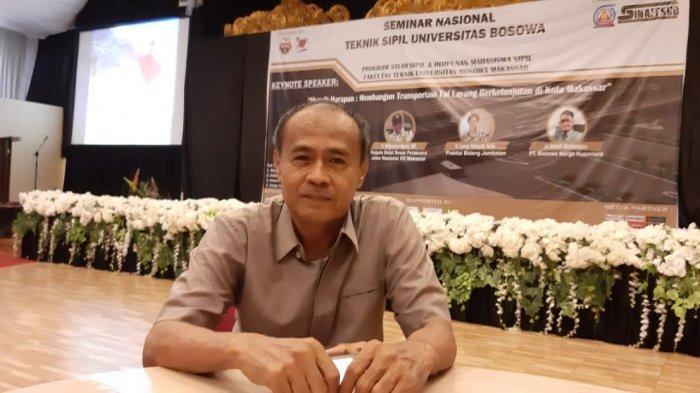 Muh Natsir Abduh Resmi Jadi Guru Besar Universitas Bosowa