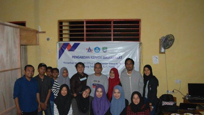 Dosen dan Relawan TIK STMIK AKBA Laksanakan Pengabdian Masyarakat di Pulau Sarappo Lompo Pangkep