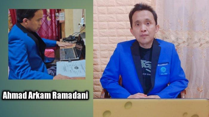 Dosen UMB Ahmad Arkam Ramadani Jadi Kandidat Doktor di PPS UNM