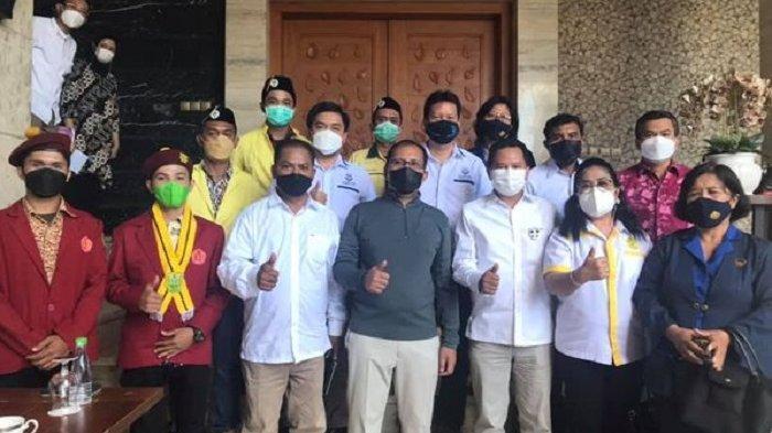 Walikota Makassar Terima Audensi Ketua Komisi Kerasulan Awam KAMS Pastor Albert Arina