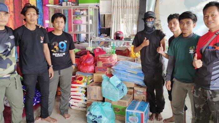 DPD Perkindo Sulsel Salurkan Bantuan ke Korban Gempa Majene - Mamuju