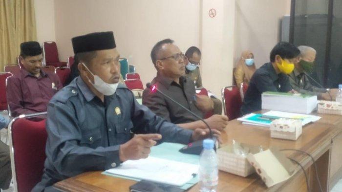 Rapat Ranpperda, Legislator Pertanyakan Temuan BPK Rp 800 Juta di Baznas Enrekang