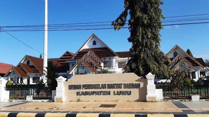 3 Legislator Positif Covid-19, DPRD Luwu Tunda Pembahasan KUA-PPAS
