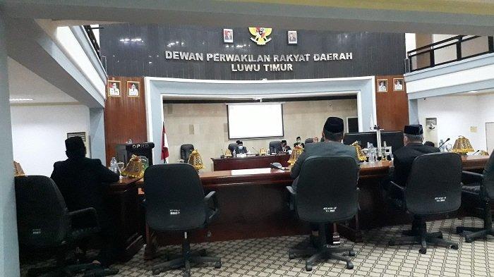 DPRD Luwu Timur Resmi Usul Irwan Bachri Syam Jadi Bupati