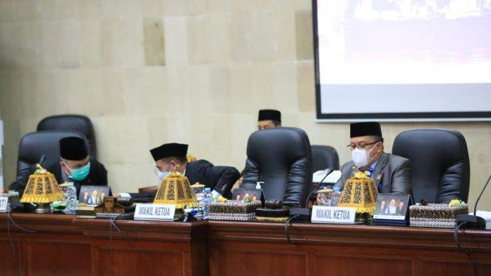Lima Hari Jadi Wakil Bupati, DPRD Kini Usulkan Pengangkatan Budiman Sebagai Bupati Luwu Timur
