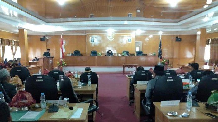 DPRD Mamasa Bakal Panggil Sekda, Bahas Tunjangan