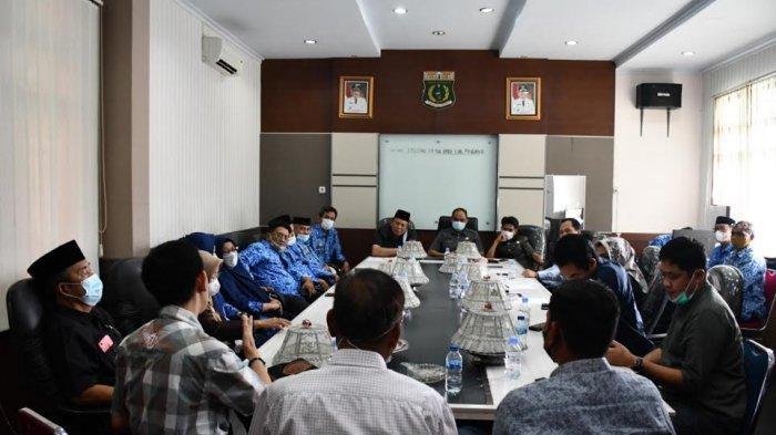 Anggota DPRD Pinrang Rapat Konsultasi Pimpinan Hari Pertama Kerja, Apa Dibahas?