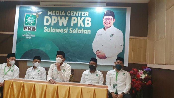 Bersaing di Pemilu 2024, PKB Sulsel Benahi Struktur Partai hingga Akar Rumput