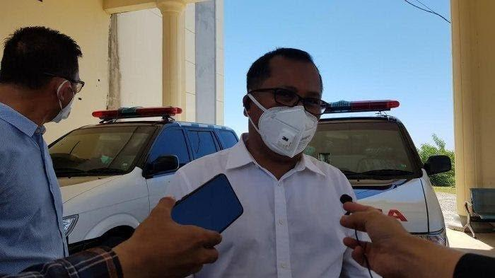 Terpapar Covid-19, Kadis Kesehatan Sulbar dr Alif Satria Meninggal di Makassar