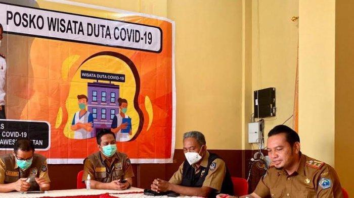 Hari Pertama Dibuka, 19 Pasien Covid-19 Isolasi Mandiri di Hotel Pantai Marina Bantaeng