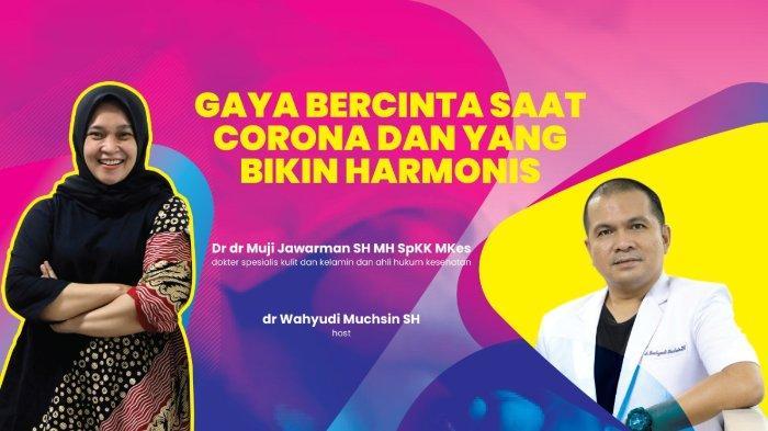 Agar Virus Corona Tak Menular Saat Bercinta, Jenis Gaya, Ukuran 'Mr P' Pengaruhi Kepuasan?