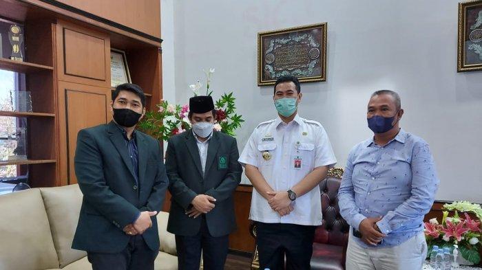 FDK UIN Alauddin Jajaki Kerjasama Wisata Religi di Pangkep