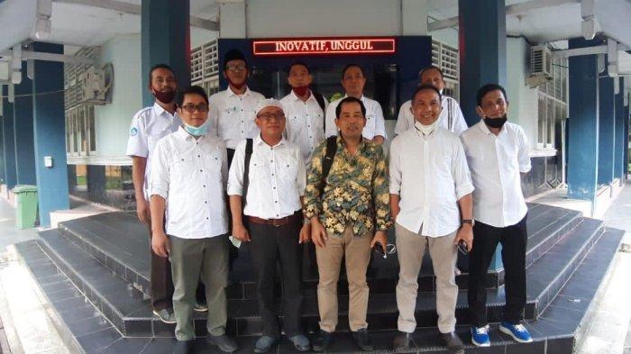 Tekad Wujudkan Kampus Merdeka, Dr Mauli Kasmi Daftar Calon Direktur Politani Pangkep 2021-2025