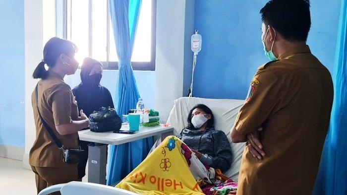 Puluhan Mahasiswa IAKN Toraja Dilarikan ke Rumah Sakit Usai Vaksin Covid-19