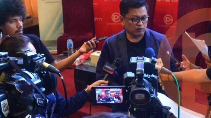 Syamsuddin Radjab Tegaskan Bencana Lahirkan Koruptor Baru Dalam Konferensi Internasional HAM