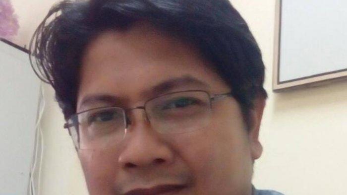 Dr Taufik Sanusi, putra bungsu AGH Sanusi Baco