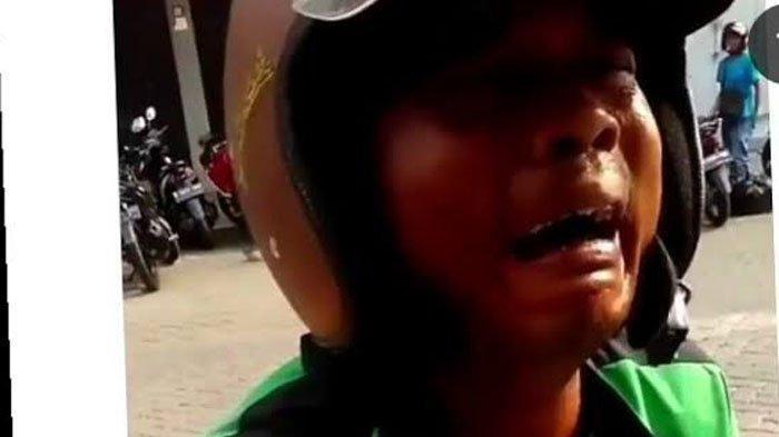 Driver Ojol Banjir Air Mata Antar Anak Tinggal Sendiri di Kontrakan, Jangan Kaget Tahu Soal Ibunya