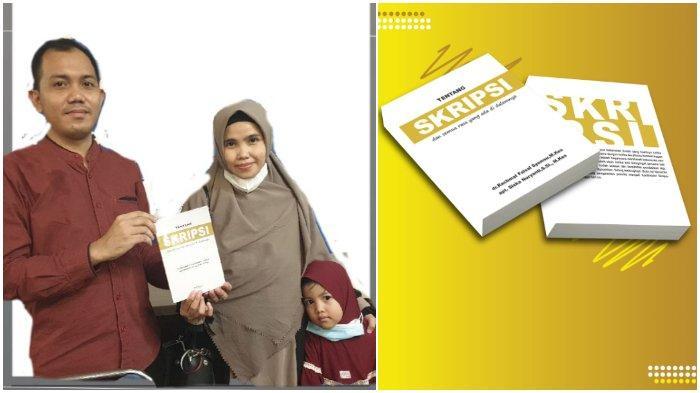 Hari Buku Sedunia, Dosen Fakultas Kedokteran dan Farmasi UMI Luncurkan Buku tentang Skripsi