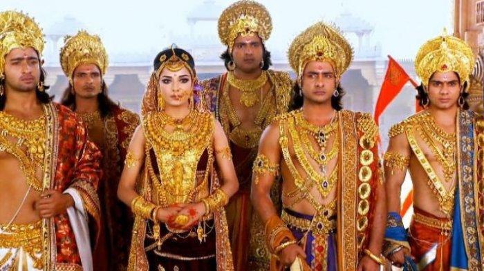 Terungkap Kisah Sebenarnya Drupadi, Punya 5 Suami Yakni Pandawa, Bhima Sampai Rela Bunuh 100 Kurawa