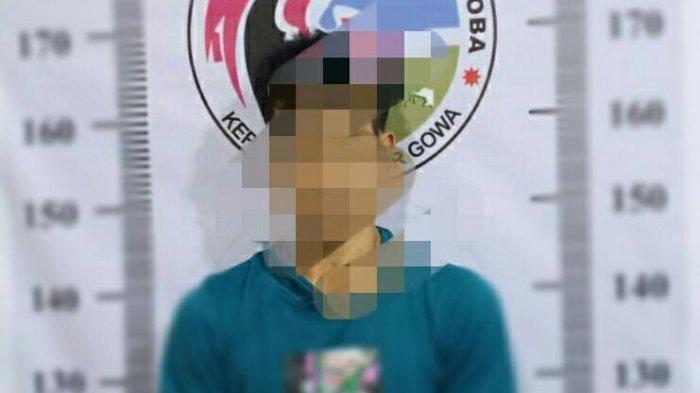 Polisi Gerebek Indekos Pria Pengedar Sabu di Gowa, Hasilnya?