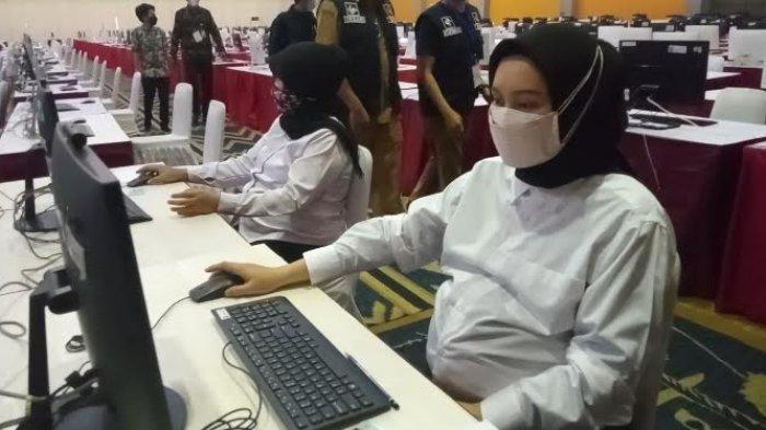 Perjuangan Ibu Hamil di Makassar Demi Ikut Tes CPNS, Ada yang Sudah Kontraksi