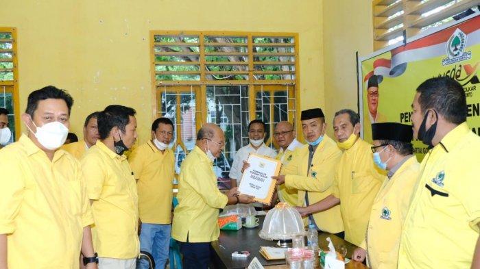 Musda Golkar Jeneponto, Iksan Iskandar dan Suharto Perebutkan Kursi Ketua