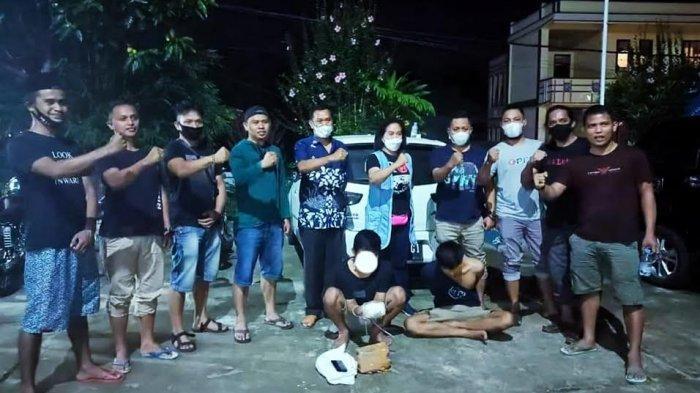 Dua Kurir Narkoba di Toraja Ditangkap, Barang Bukti 625 Gram Sabu