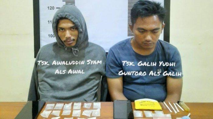 Dua Mahasiswa Palopo Ditangkap Polisi, Diduga Nyambi Edarkan Sabu
