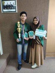 Berkat Aplikasi Kumpulsampah.id Mahasiswa UMI Juara Best Presentation LEON 2019