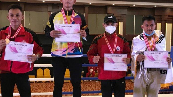 Dua Mahasiswa Unibos Raih Prestasi, Wakili Sulsel di Turnamen Muaythai Nasional