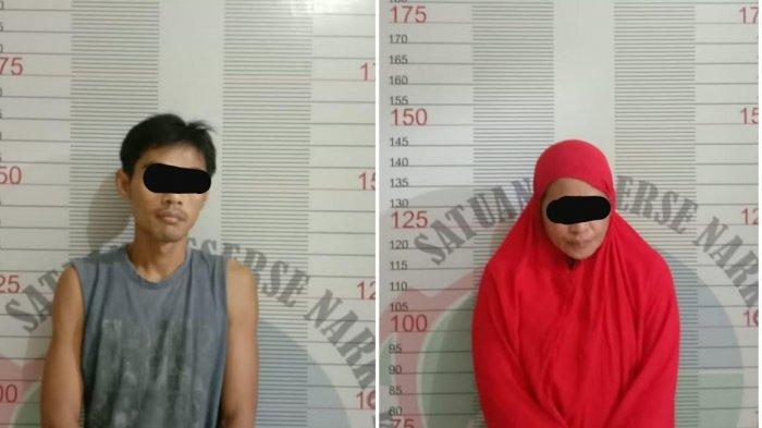 Diduga Pengedar Narkoba, Polisi Tangkap Dua Warga Balantang Luwu Timur