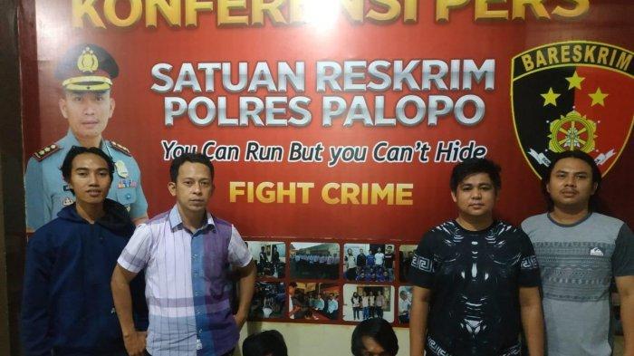 Aniaya Anak di Bawah Umur, Dua Nelayan di Palopo Diringkus Polisi