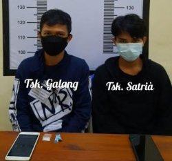 Dua Remaja Pengguna Narkoba di Palopo Diciduk Polisi
