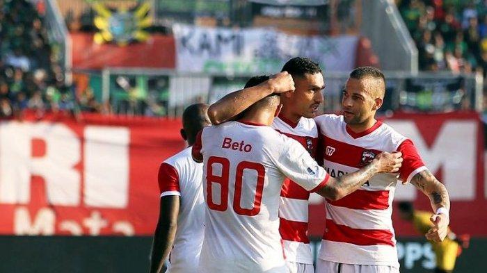 Madura United Susul PSM Makassar, Raih Lisensi AFC. Wakili Indonesia Tahun Depan?