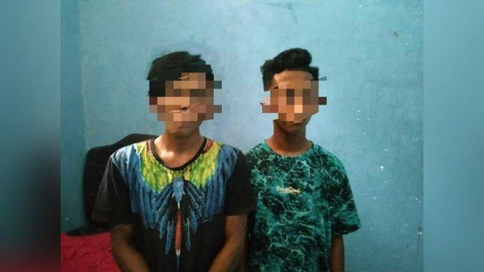 Kepergok Curi Motor di Bulukumba, Dua Pemuda Bantang Diselamatkan Kadus dari Amukan Warga