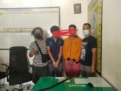 Punya 5 Paket Sabu, 2 Pemuda Tulung Sari Luwu Utara Bakal Lebaran di Tahanan
