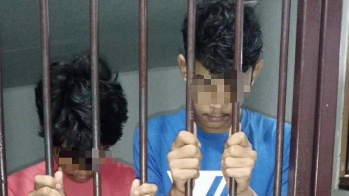 Edarkan Sabu, Dua Pemuda Asal Gowa Dibekuk Tim Drugs Hunter Polres Takalar