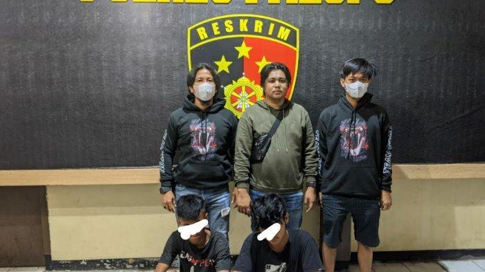 Palak Lalu Tikam 2 Orang Pakai Pisau Dapur, Dua Remaja Palopo Ditangkap Polisi