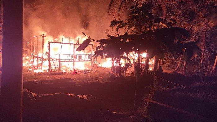 Kerap Terjadi Kebakaran, Kecamatan Malangke Barat Luwu Utara Butuh Mobil Pemadam