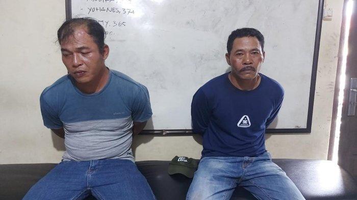 Dibekuk di Palopo, 2 Pencuri Sapi Asal Sukamaju Luwu Utara Dihadiahi Timah Panas