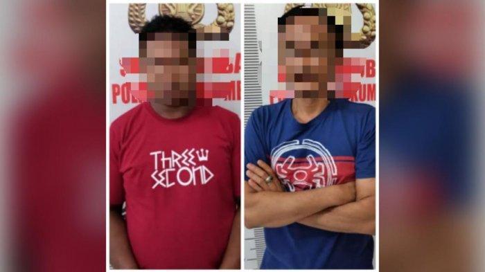 Polisi Tangkap Dua Penjual Sabu di Tanete Bulukumba