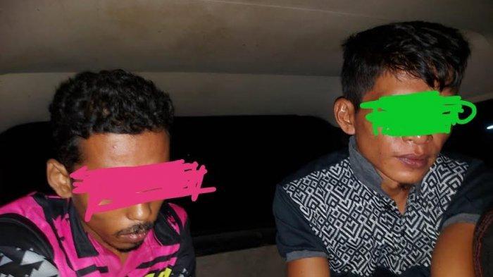 Usai Beli Sabu-sabu di Pattimang, 2 Warga Pengkajoang Ditangkap Polisi di Arusu Luwu Utara