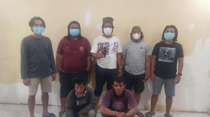 Pencuri HP Milik Personel Damkar Wajo Ditangkap di Tanasitolo