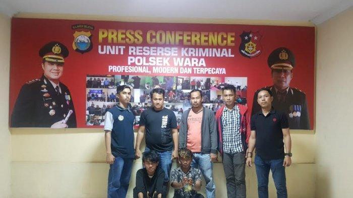 Kedapatan Bawa Busur, Dua Warga Luwu Diringkus Polisi
