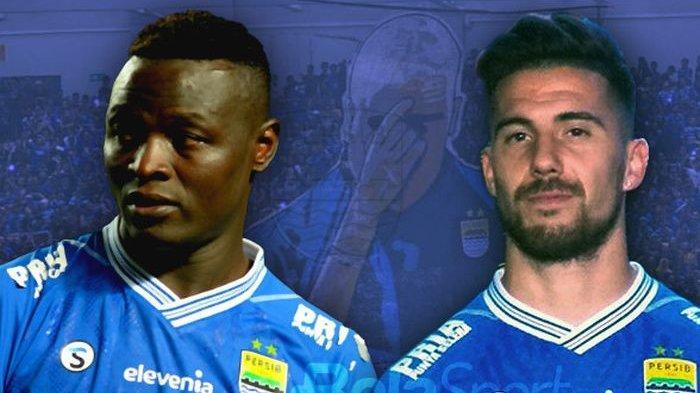 Mario Gomez Bakal Hadirkan Duet Persib Bandung di Arema FC?