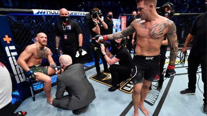 Conor McGregor Dibungkam Usai Kalah TKO dari Dustin Poirier, Khabib Nurmagomedov Beri Ejekan Begini